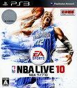 【中古】NBAライブ10ソフト:プレイステーション3ソフト/スポーツ・ゲーム