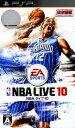 【中古】NBAライブ10ソフト:PSPソフト/スポーツ・ゲーム