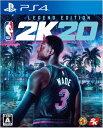 【中古】NBA 2K20 レジェンド・エディション (限定版)ソフト:プレイステーション4ソフト/スポーツ・ゲーム