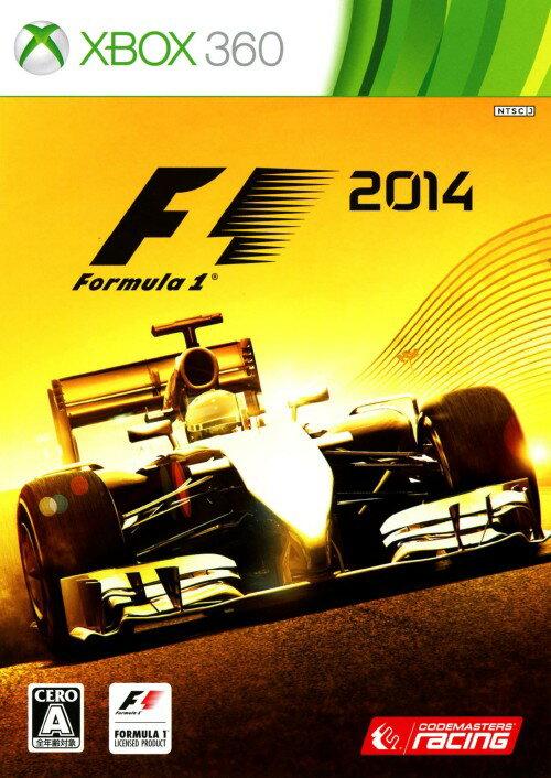 【中古】F1 2014