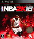 【中古】NBA 2K16ソフト:プレイステーション3ソフト/スポーツ・ゲーム
