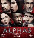 【中古】ALPHAS/アルファズ 2nd パック 【DVD】/デヴィッド・ストラザーンDVD/海外TVドラマ
