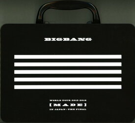 【中古】初限)BIGBANG WORLD TOUR2015-2016…FINAL 【ブルーレイ】/BIGBANGブルーレイ/映像その他音楽
