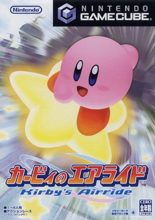 【中古】カービィのエアライドソフト:ゲームキューブソフト/任天堂キャラクター・ゲーム