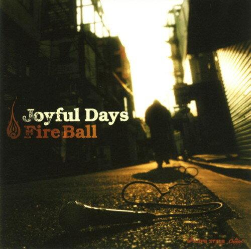 【中古】Joyful Days/FIRE BALLCDシングル/邦楽レゲエ