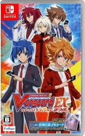 【中古】カードファイト!! ヴァンガード エクスソフト:ニンテンドーSwitchソフト/マンガアニメ・ゲーム