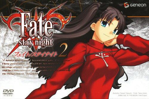【中古】Fate/stay night 2/杉山紀彰DVD/OVA