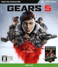 【中古】【18歳以上対象】Gears 5ソフト:XboxOneソフト/シューティング・ゲーム