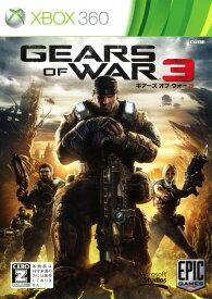 【中古】【18歳以上対象】Gears of War3ソフト:Xbox360ソフト/アクション・ゲーム