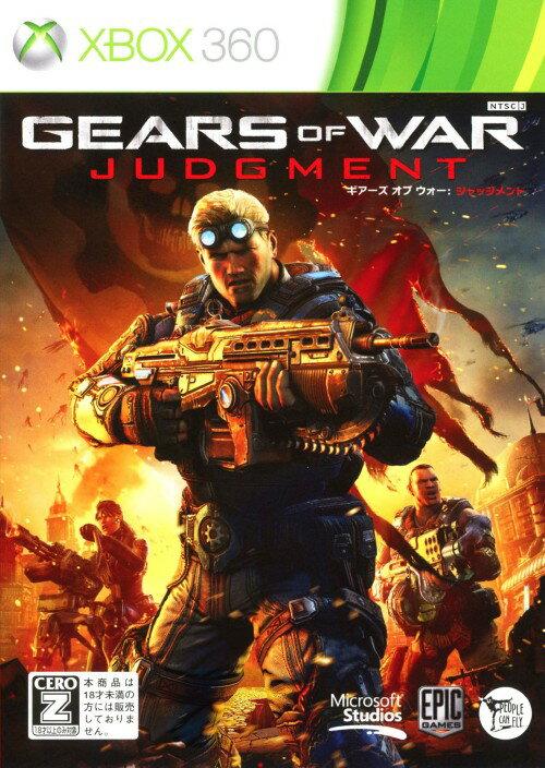 【マラソン中最大P28倍】【SOY受賞】【中古】【18歳以上対象】Gears of War: Judgmentソフト:Xbox360ソフト/アクション・ゲーム