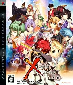【中古】クロスエッジソフト:プレイステーション3ソフト/ロールプレイング・ゲーム