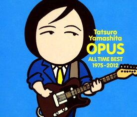 【中古】OPUS〜ALL TIME BEST 1975−2012〜/山下達郎CDアルバム/邦楽