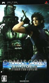 【中古】クライシス コア −ファイナルファンタジーVII−ソフト:PSPソフト/ロールプレイング・ゲーム