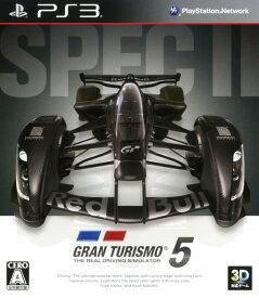 【中古】グランツーリスモ5 Spec2ソフト:プレイステーション3ソフト/スポーツ・ゲーム