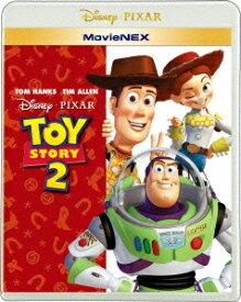 【中古】2.トイ・ストーリー MovieNEX BD+DVDセット 【ブルーレイ】/トム・ハンクスブルーレイ/海外アニメ・定番スタジオ