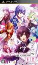 【中古】Glass Heart Princess:PLATINUMソフト:PSPソフト/恋愛青春 乙女・ゲーム