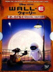 【中古】初限)ウォーリー SP・ED 【DVD】/ベン・バートDVD/海外アニメ・定番スタジオ