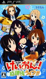 【中古】けいおん! 放課後ライブ!!ソフト:PSPソフト/マンガアニメ・ゲーム