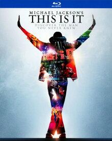 【中古】マイケル・ジャクソン THIS IS IT 【ブルーレイ】/マイケル・ジャクソンブルーレイ/映像その他音楽