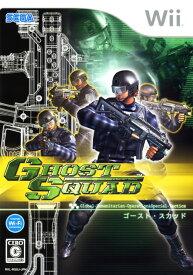【中古】ゴースト・スカッドソフト:Wiiソフト/シューティング・ゲーム
