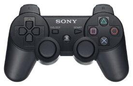 【中古】ソニー/ワイヤレスコントローラSIXAXIS ブラック周辺機器(メーカー純正)ソフト/その他・ゲーム