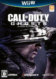 【中古】Call of Duty GHOSTS 字幕版ソフト:WiiUソフト/シューティング・ゲーム