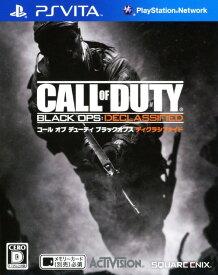 【中古】Call of Duty BLACK OPS DECLASSIFIED 廉価版ソフト:PSVitaソフト/シューティング・ゲーム