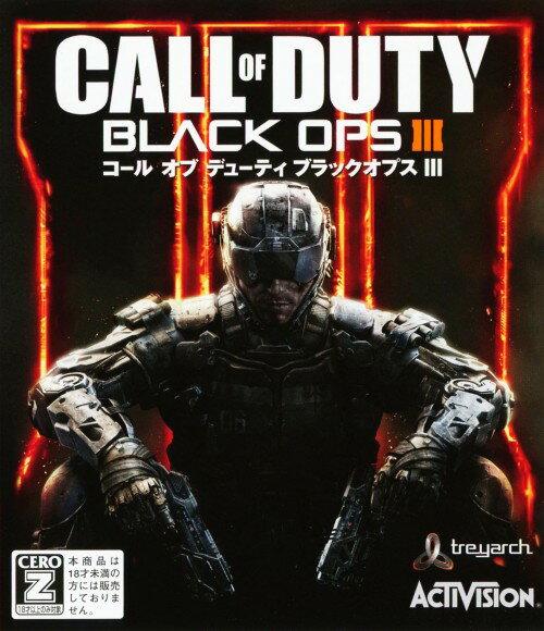 【中古】【18歳以上対象】コール オブ デューティ ブラックオプス3ソフト:XboxOneソフト/シューティング・ゲーム