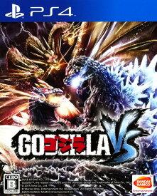 【中古】ゴジラ−GODZILLA−VSソフト:プレイステーション4ソフト/マンガアニメ・ゲーム