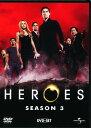 【中古】HEROES/ヒーローズ 3rd SET 【DVD】/マイロ・ヴィンティミリアDVD/海外TVドラマ