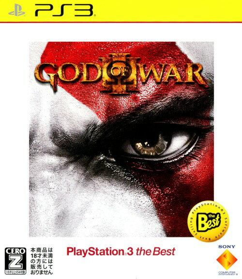 【中古】【18歳以上対象】ゴッド・オブ・ウォー3 PlayStation3 the Best