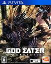 【中古】GOD EATER RESURRECTIONソフト:PSVitaソフト/ハンティングアクション・ゲーム