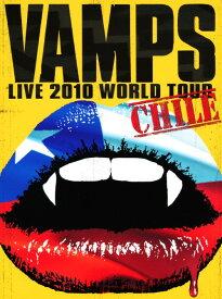 【中古】VAMPS LIVE 2010 WORLD TOUR CHILE 【DVD】/VAMPSDVD/映像その他音楽