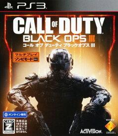 【中古】【18歳以上対象】コール オブ デューティ ブラックオプス3ソフト:プレイステーション3ソフト/シューティング・ゲーム