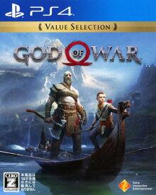 【中古】【18歳以上対象】ゴッド・オブ・ウォー Value Selectionソフト:プレイステーション4ソフト/アクション・ゲーム