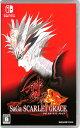 【中古】サガ スカーレット グレイス 緋色の野望ソフト:ニンテンドーSwitchソフト/ロールプレイング・ゲーム
