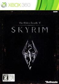 【中古】【18歳以上対象】The Elder Scrolls5:スカイリムソフト:Xbox360ソフト/ロールプレイング・ゲーム