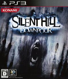 【中古】SILENT HILL DOWNPOURソフト:プレイステーション3ソフト/アクション・ゲーム