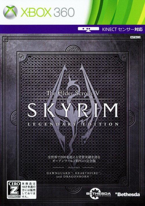 【中古】【18歳以上対象】The Elder Scrolls5:スカイリム Legendary Edition