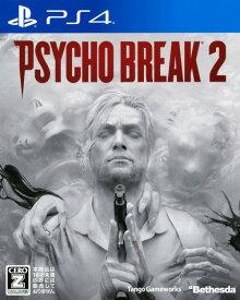 【中古】【18歳以上対象】PSYCHOBREAK 2(サイコブレイク 2)ソフト:プレイステーション4ソフト/アクション・ゲーム