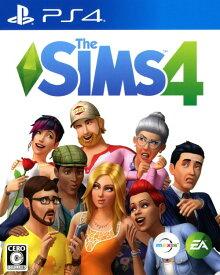 【中古】The Sims 4ソフト:プレイステーション4ソフト/シミュレーション・ゲーム