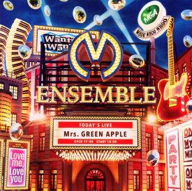 【中古】ENSEMBLE(初回限定盤)(DVD付)/Mrs.GREEN APPLECDアルバム/邦楽