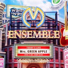 【中古】ENSEMBLE/Mrs.GREEN APPLECDアルバム/邦楽