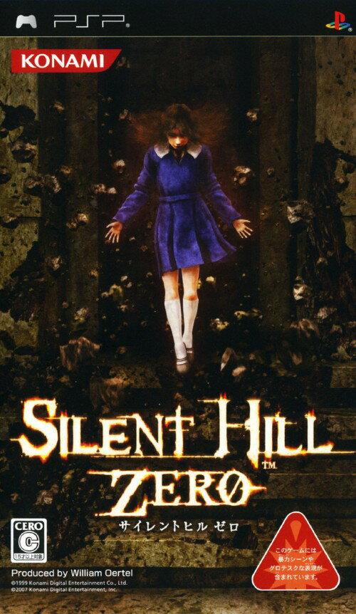 【中古】SILENT HILL ZEROソフト:PSPソフト/アクション・ゲーム