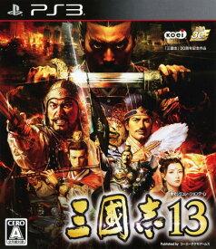 【中古】三國志13ソフト:プレイステーション3ソフト/シミュレーション・ゲーム