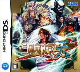 【中古】三国志大戦・天ソフト:ニンテンドーDSソフト/シミュレーション・ゲーム