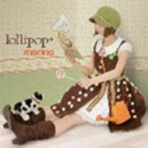 【中古】lollipop+/marinoCDアルバム/邦楽