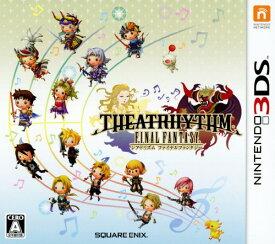 【中古】シアトリズム ファイナルファンタジーソフト:ニンテンドー3DSソフト/リズムアクション・ゲーム