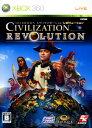 【中古】CIVILIZATION REVOLUTIONソフト:Xbox360ソフト/シミュレーション・ゲーム