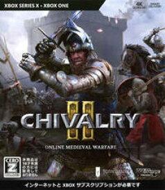【中古】【18歳以上対象】Chivalry 2ソフト:XboxSeriesXソフト/アクション・ゲーム